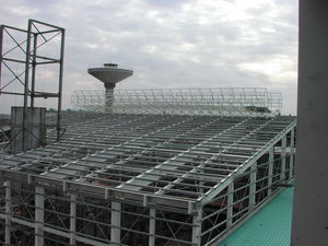 Recent Projects Fiberglass Furnace Building