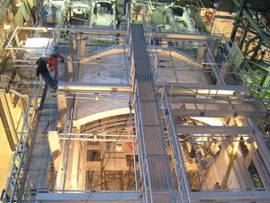 Recent Projects Lighting Furnace Birdseye View